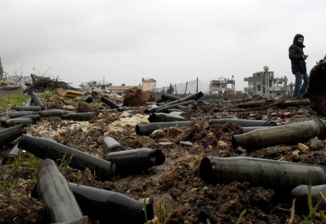 Chảo lửa Syria rối bời, Nga-Mỹ tiến thoái lưỡng nan ảnh 2