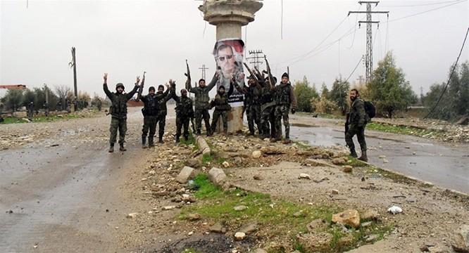 Chảo lửa Syria rối bời, Nga-Mỹ tiến thoái lưỡng nan ảnh 1