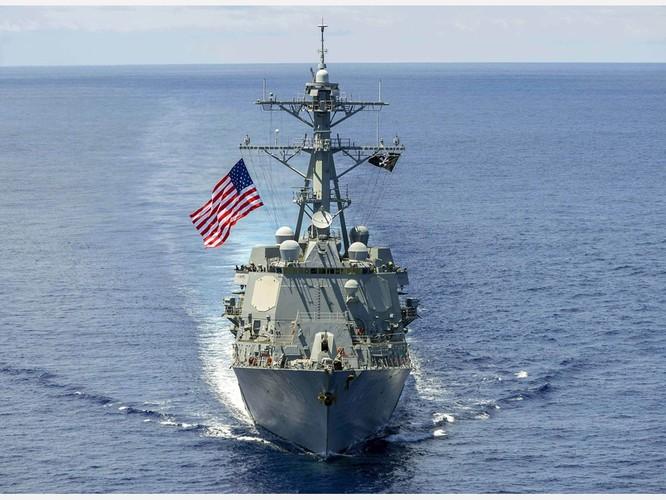 """Báo Trung Quốc lớn tiếng hù """"sẵn sàng đánh chìm tàu chiến Mỹ"""" ảnh 3"""