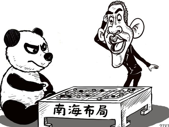 """Báo Trung Quốc lớn tiếng hù """"sẵn sàng đánh chìm tàu chiến Mỹ"""" ảnh 2"""