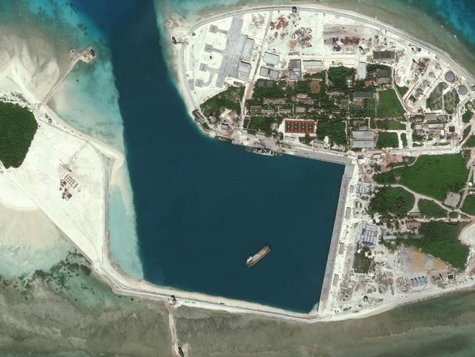 """Báo Trung Quốc lớn tiếng hù """"sẵn sàng đánh chìm tàu chiến Mỹ"""" ảnh 1"""