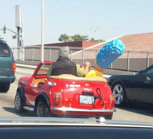 """Xe hơi """"bầu ngực thiếu nữ"""" và 1001 kiểu xe độc nhất vô nhị ảnh 14"""