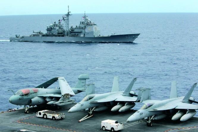 """Trung Quốc mưu biến Biển Đông thành """"ao nhà"""", tạo bàn đạp hất cẳng Mỹ ảnh 3"""