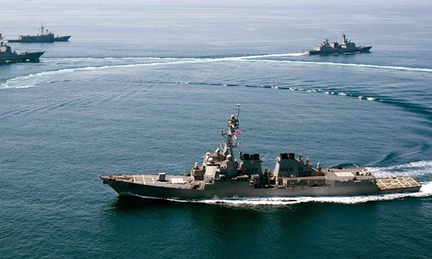 """Trung Quốc mưu biến Biển Đông thành """"ao nhà"""", tạo bàn đạp hất cẳng Mỹ ảnh 2"""