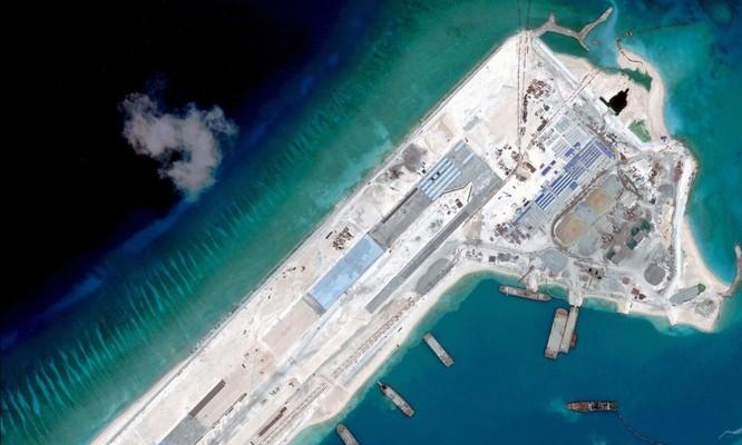 """Trung Quốc mưu biến Biển Đông thành """"ao nhà"""", tạo bàn đạp hất cẳng Mỹ ảnh 1"""