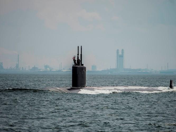 Mỹ bố trí trên 50% tàu ngầm hạt nhân bao vây Trung Quốc, sẵn sàng khai chiến ảnh 2