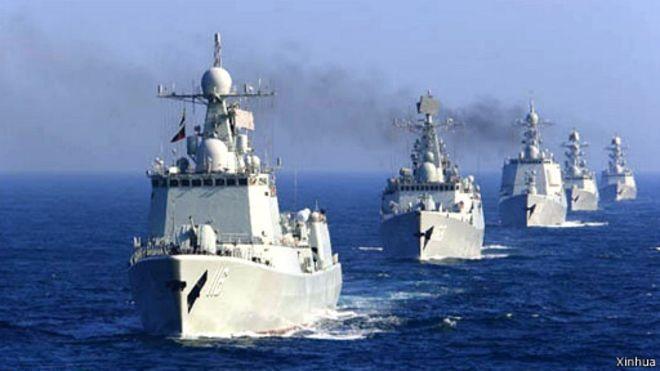 Trung Quốc là mối đe dọa nghiêm trọng với Nga ảnh 2