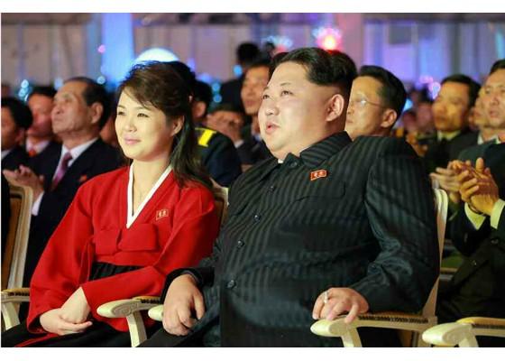 Kim Jong Un mở đại tiệc mừng phóng vệ tinh thành công ảnh 3
