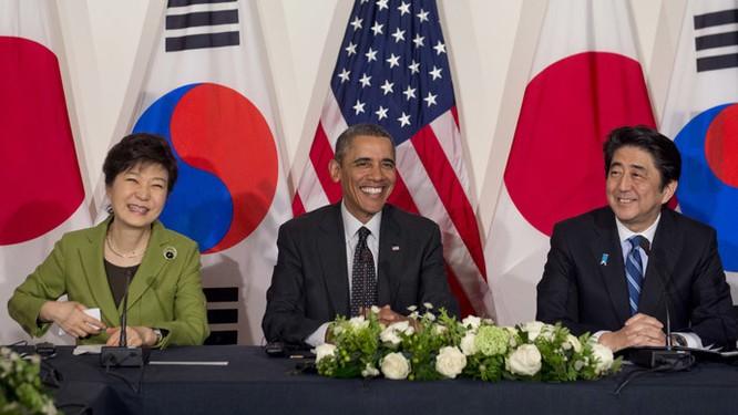 """Trung Quốc bị Mỹ-Nhật-Hàn """"vây trói"""" do Triều Tiên quậy phá ảnh 3"""