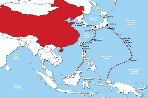 """Mỹ """"trị"""" Trung Quốc với 4 kịch bản chiến tranh Biển Đông ảnh 5"""