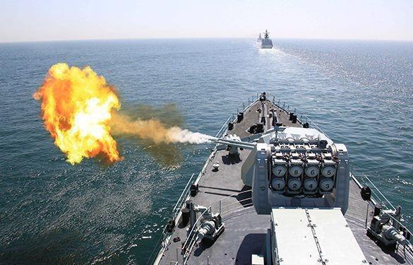 """Mỹ """"trị"""" Trung Quốc với 4 kịch bản chiến tranh Biển Đông ảnh 3"""