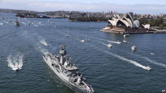 Bắc Kinh bày trận đảo nhân tạo mưu chiếm Biển Đông, Úc tăng sốc 22 tỷ USD đối phó ảnh 1