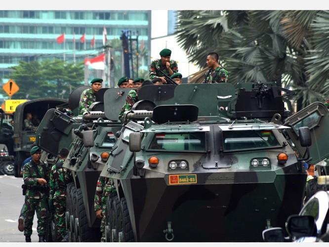 """Indonesia """"dằn mặt"""" Trung Quốc độc chiếm biển Đông ảnh 2"""