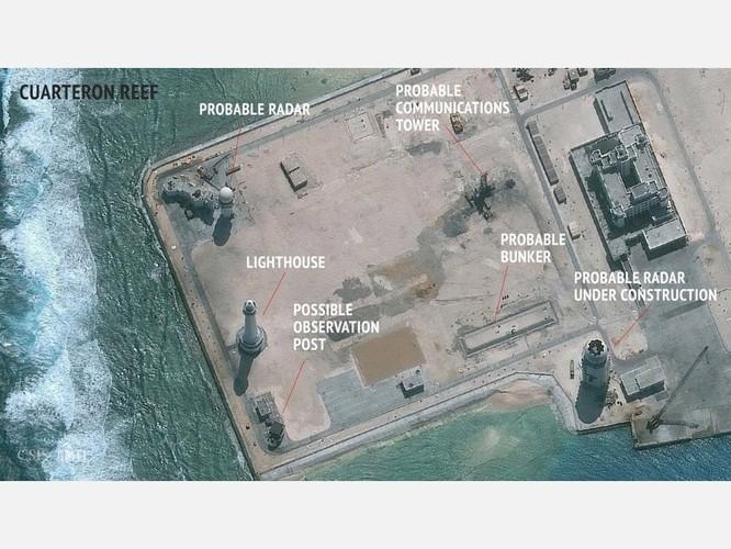 """Indonesia """"dằn mặt"""" Trung Quốc độc chiếm biển Đông ảnh 3"""