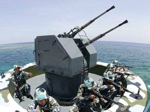 """Indonesia """"dằn mặt"""" Trung Quốc độc chiếm biển Đông ảnh 1"""