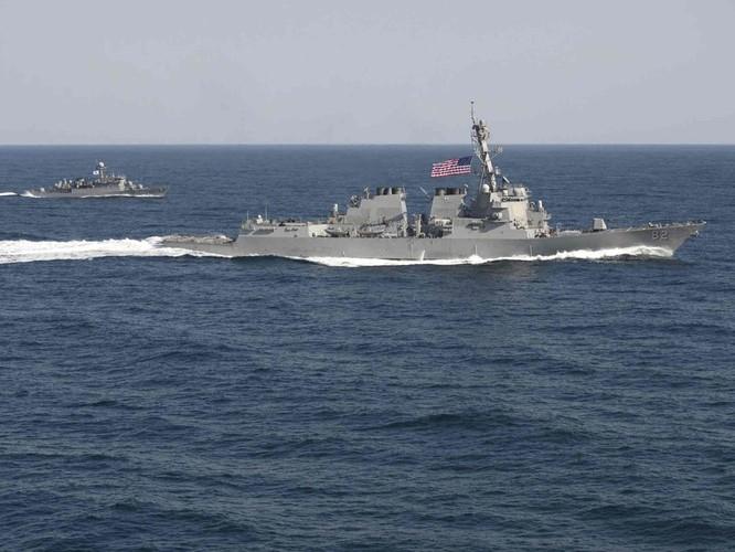 Mỹ tái khởi động liên minh hải quân châu Á -TBD đối chọi Trung Quốc ảnh 4