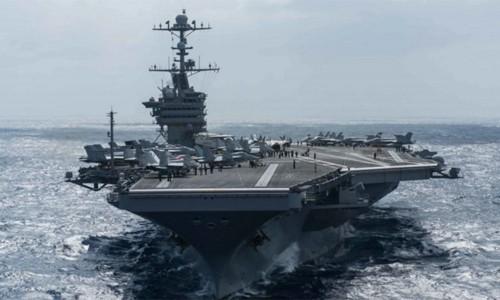 Mỹ tái khởi động liên minh hải quân châu Á -TBD đối chọi Trung Quốc ảnh 3