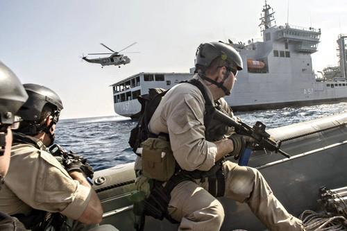 Mỹ tái khởi động liên minh hải quân châu Á -TBD đối chọi Trung Quốc ảnh 2