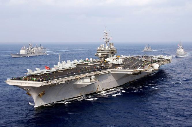 Báo Mỹ: Trung Quốc hiếu chiến sẽ tự hủy hoại ở biển Đông ảnh 2
