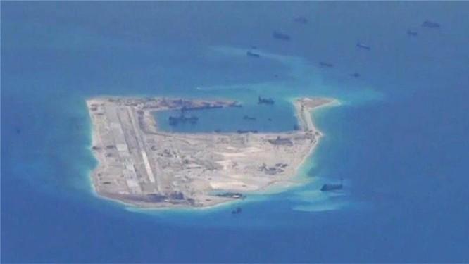 """Mỹ dàn trận Biển Đông, vì sao Trung Quốc luôn """"ngậm bồ hòn làm ngọt""""? ảnh 2"""