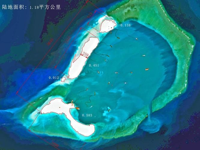 Xây đảo trái phép ở Biển Đông, Trung Quốc dự kiến chi 30 tỷ USD ảnh 3