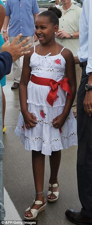 Phong cách thời trang của hai con gái tổng thống Obama sau 8 năm đồng hành cùng cha ảnh 8