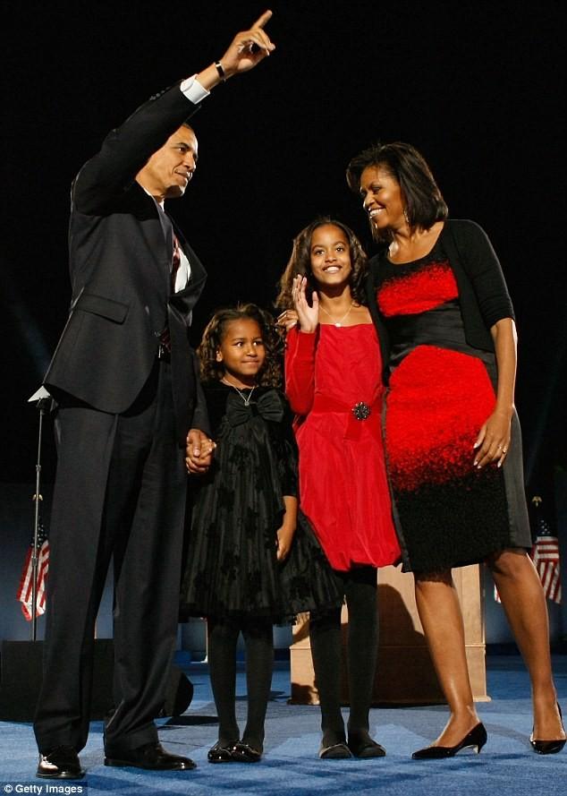Phong cách thời trang của hai con gái tổng thống Obama sau 8 năm đồng hành cùng cha ảnh 5