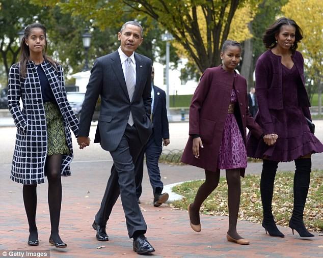 Phong cách thời trang của hai con gái tổng thống Obama sau 8 năm đồng hành cùng cha ảnh 20