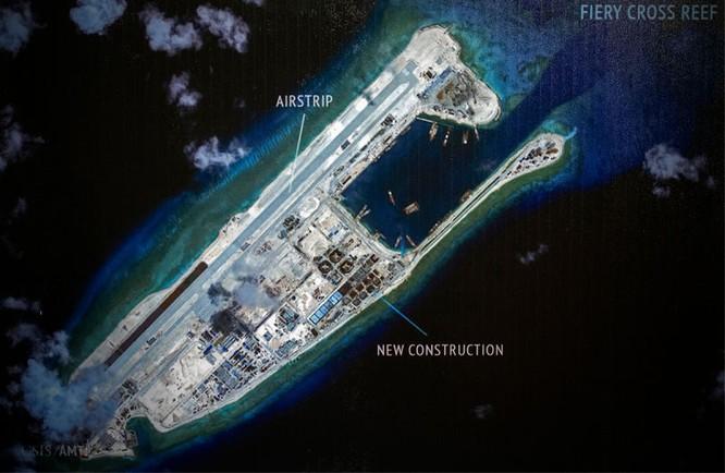 Xây đảo trái phép ở Biển Đông, Trung Quốc dự kiến chi 30 tỷ USD ảnh 2