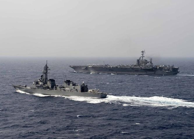 """Mỹ tung chuỗi """"hoa súng Biển Đông"""" làm vòng kim cô trị Trung Quốc ảnh 3"""
