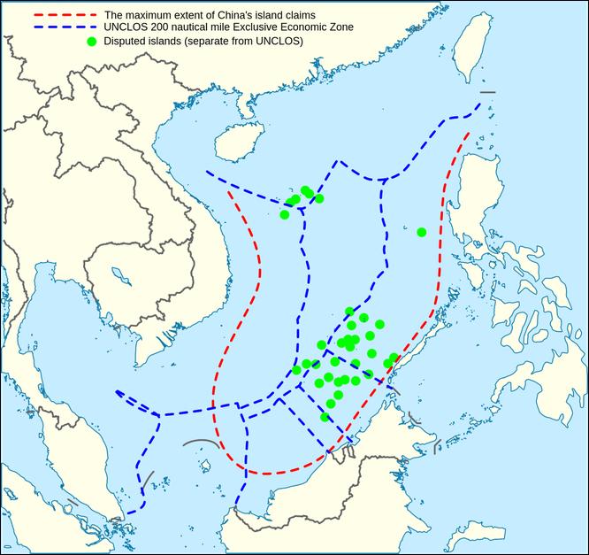 """Indonesia """"chơi bài ngửa"""", gia nhập mặt trận chống mối de dọa Trung Quốc ảnh 1"""