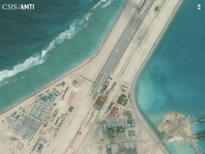 Mỹ đe chiến tranh nếu Trung Quốc liều xây đảo nhân tạo ở Scarborough ảnh 1