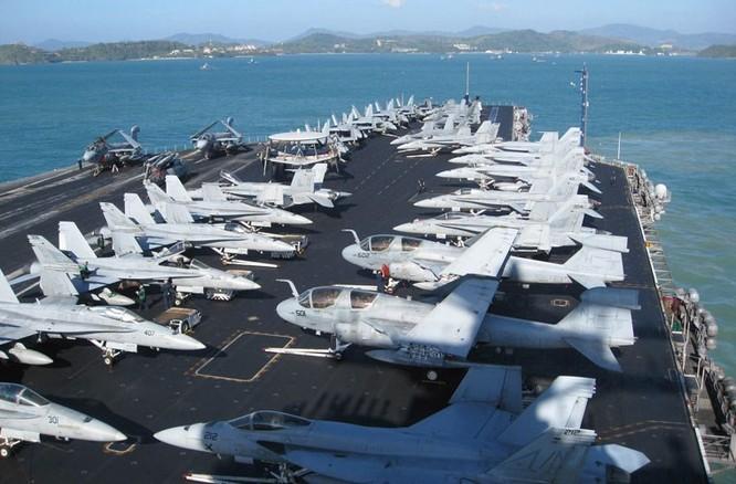 """Mỹ có """"át chủ bài"""" đả bại Trung Quốc, tàu sân bay Liêu Ninh chỉ là món """"đồng nát"""" ảnh 3"""