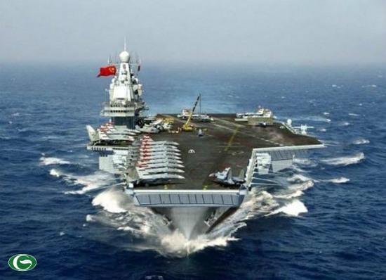 """Mỹ có """"át chủ bài"""" đả bại Trung Quốc, tàu sân bay Liêu Ninh chỉ là món """"đồng nát"""" ảnh 4"""