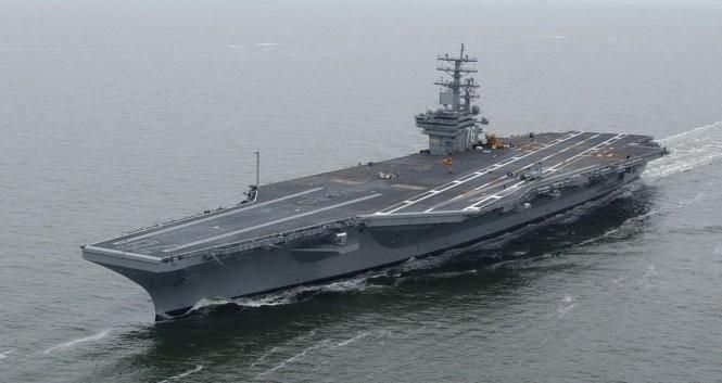 """Giờ G sắp điểm, hai tàu sân bay Mỹ """"ra đòn phủ đầu"""" Trung Quốc tại Biển Đông ảnh 2"""