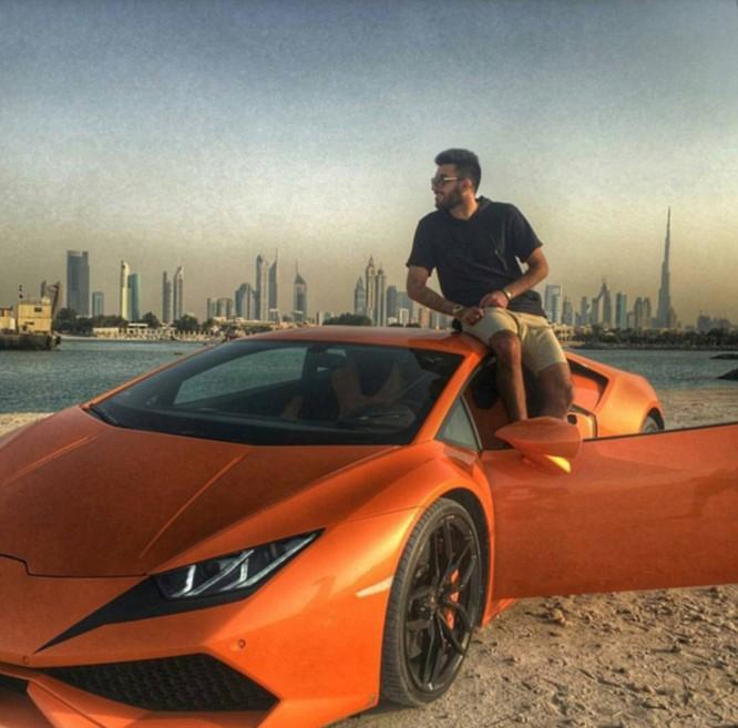 Giới siêu giàu Trung Đông hợm hĩnh khoe của, hưởng lạc ảnh 14