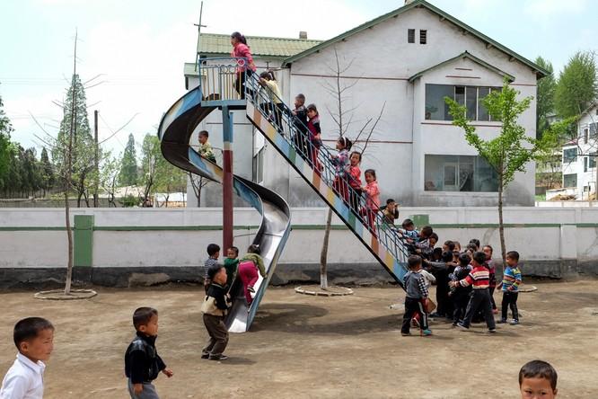 Triều Tiên không nghèo khó như lầm tưởng ảnh 13