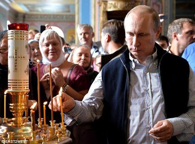 Biệt thự bí mật của tổng thống Nga Putin ảnh 3