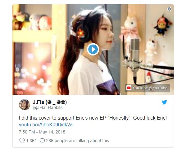 """Đừng nghe bản cover """"Honestly"""" của J.fla….nếu như bạn không muốn bị nghiện ảnh 3"""