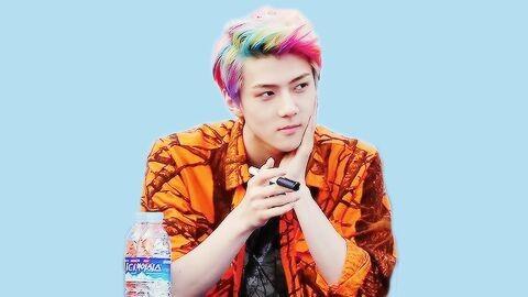 """Những kiểu tóc """"để đời"""" của EXO ảnh 10"""