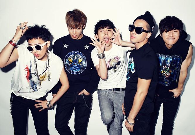 BIGBANG có thể sẽ trở lại sớm hơn dự kiến ảnh 1