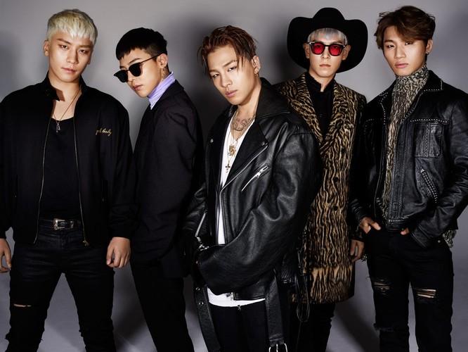 BIGBANG có thể sẽ trở lại sớm hơn dự kiến ảnh 7