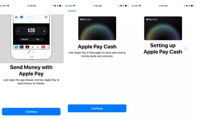 Những điều bạn cần biết về Apple Pay Cash trên iPhone ảnh 1