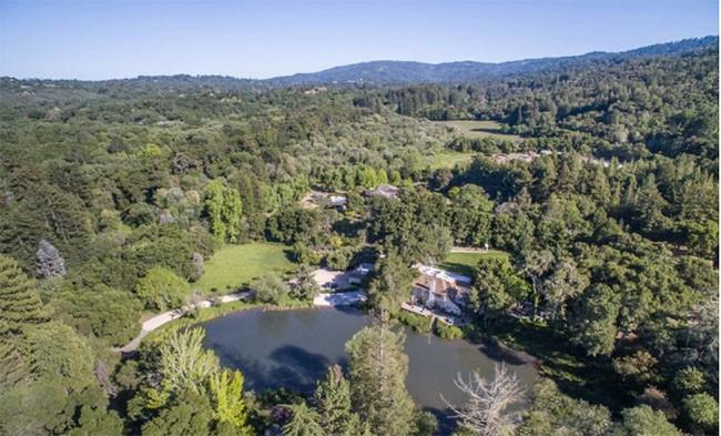 Chiêm ngưỡng bên trong biệt thự đắt nhất tại thung lũng Silicon ảnh 2