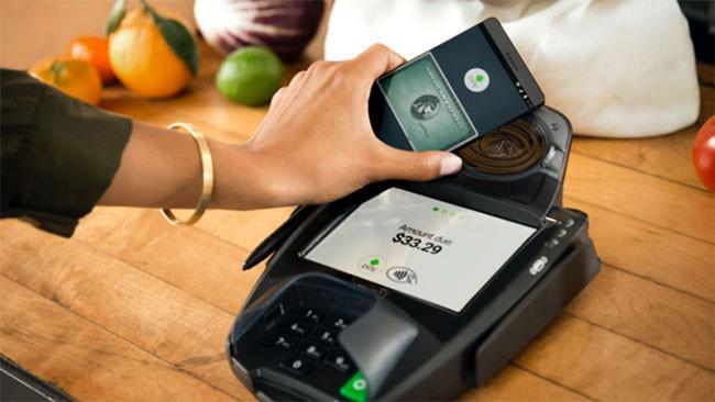 Android Pay, Apple Pay hay Samsung Pay, đâu là sự lựa chọn phù hợp với bạn? ảnh 3