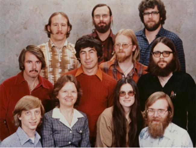 11 nhân viên đầu tiên của Microsoft: Ngày ấy - Bây giờ ảnh 12