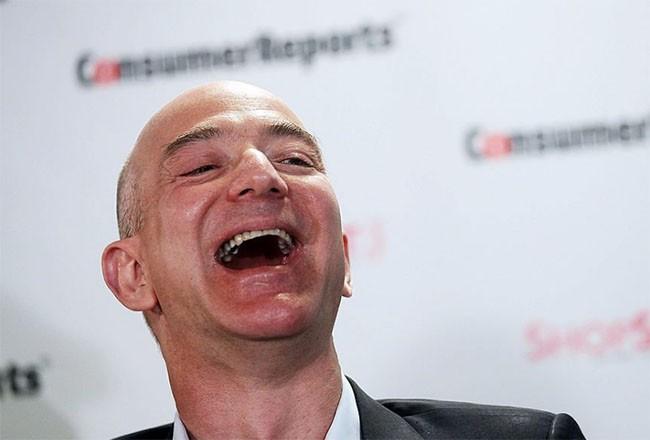 Khám phá cuộc sống của vợ chồng tỷ phú Jeff và MacKenzie Bezos ảnh 2