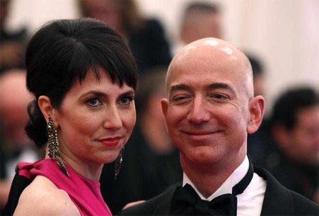 Khám phá cuộc sống của vợ chồng tỷ phú Jeff và MacKenzie Bezos ảnh 3