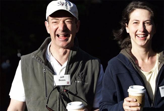 Khám phá cuộc sống của vợ chồng tỷ phú Jeff và MacKenzie Bezos ảnh 9