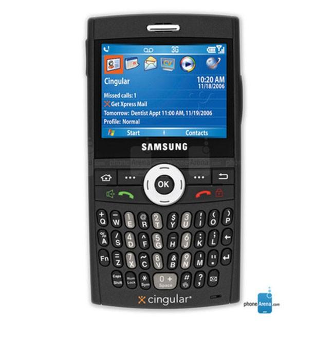10 smartphone làm nên tên tuổi cho Samsung ảnh 2